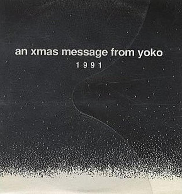 Yoko Ono - An Xmas Message From Yoko