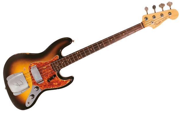 Jazz Bass 1960