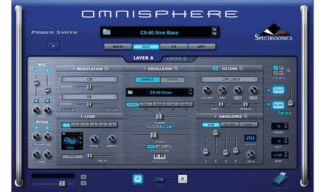 Omnisphere synth