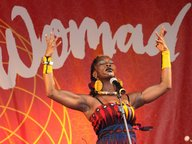 Dobet gnahor at womad festival