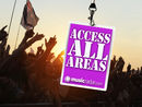 Access All Areas: behind the scenes with the world's hottest live acts