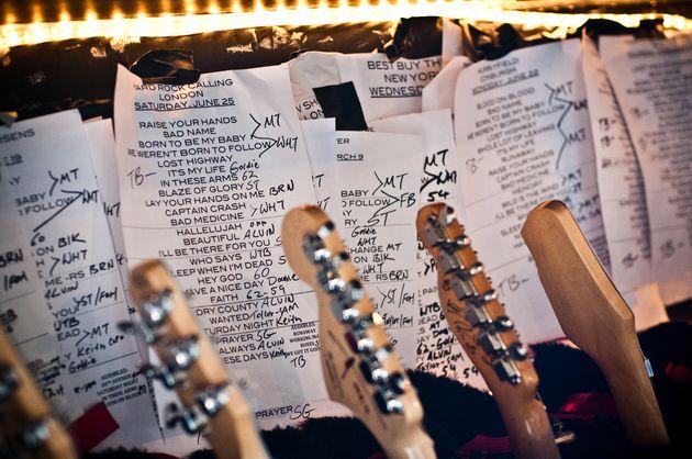 Richie Sambora's rig