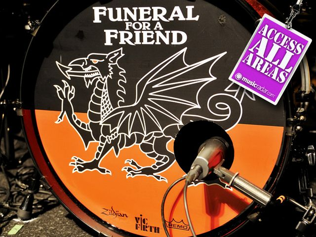 On the road with Funeral For A Friend