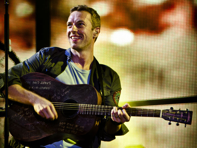 Chris Martin (Coldplay