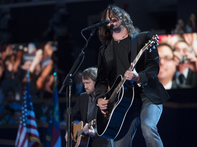 Dave Grohl (Foo Fighters)