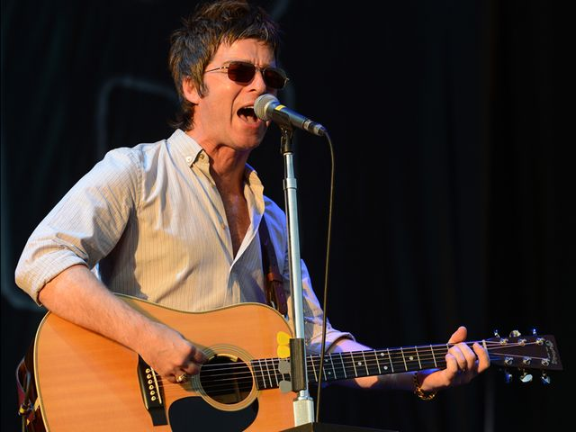 Noel Gallagher (Noel Gallagher's High Flying Birds)