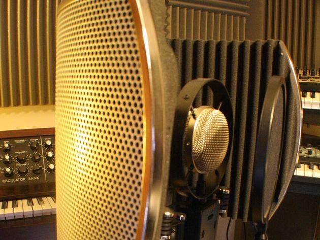 Sontronics mic