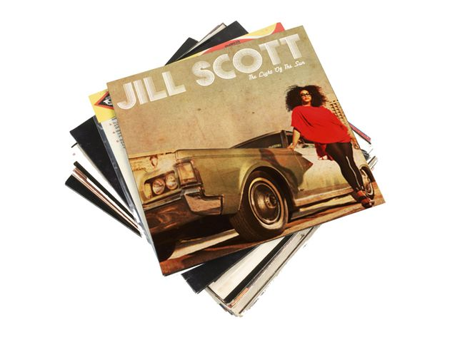 Jill Scott – The Light Of The Sun