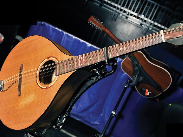 Garrison baritone mandolin