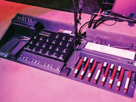 In pictures: Alex Lifeson's live rig