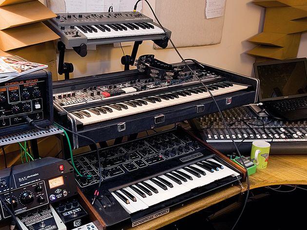 Roland SH-101, Multivox MX-3000 & SCI Pro-One