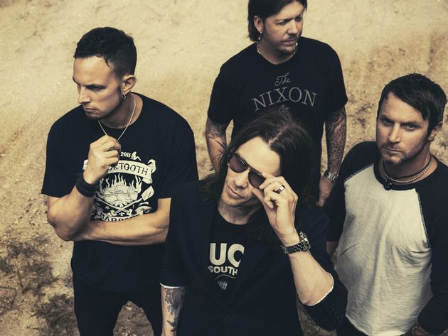 VIDEO: Exclusive Alter Bridge extended trailer
