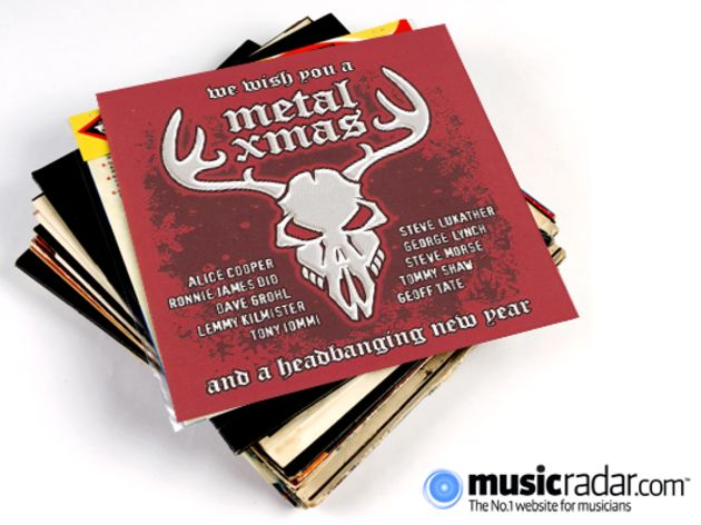 We Wish You A Metal Xmas And A Headbanging New Year - Various Artists