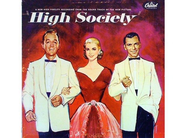 High Society – Soundtrack (1956)