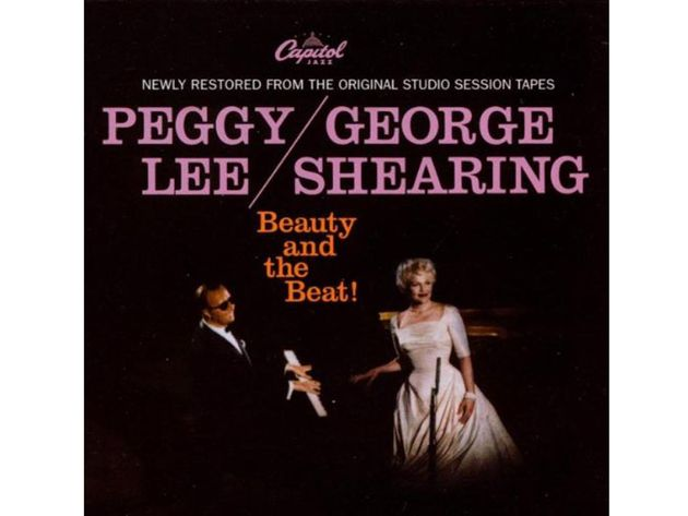 Peggy Lee/ George Shearing – Beauty And The Beat (1959)