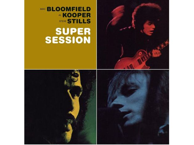 Michael Bloomfield/ Al Kooper/ Stephen Stills – Super Session (1968)