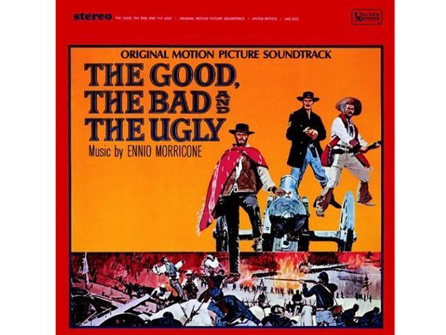 The Good, The Bad And The Ugly – Original Soundtrack (1966)
