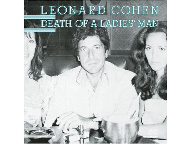 Leonard Cohen – Death Of A Ladies' Man (1977)