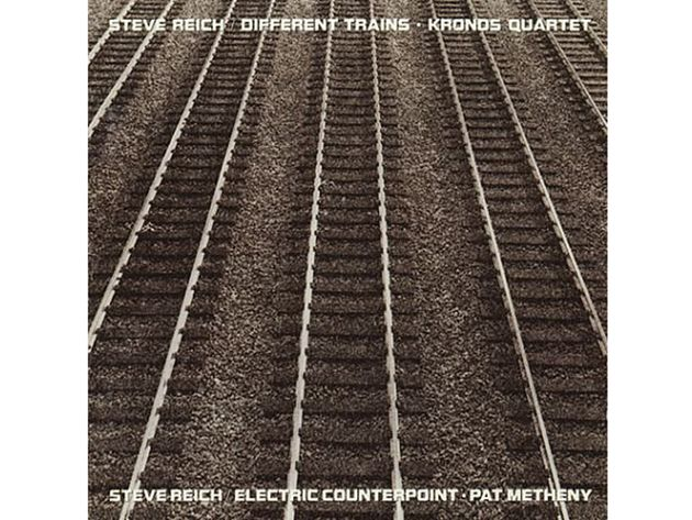 Steve Reich – Different Trains (1988)