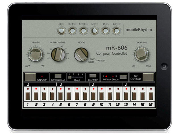 mobileRhythm, mR-606, £3.49