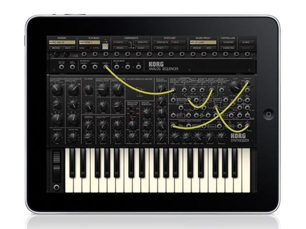 The new MIDI support could be great news for iPad users.