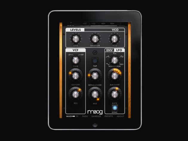 Moog Filtatron 1.1.1, £4.99