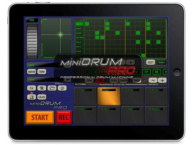 Yonac miniDrum Pro, £5.99