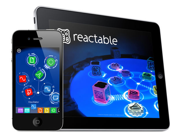 Reactable Systems Reactable mobile, £5.99
