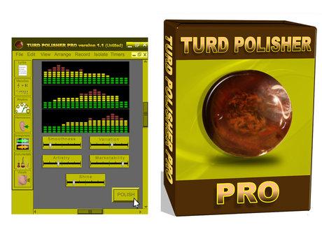 Turd polisher pro