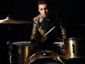 Matt Helders' Arctic Monkeys drum setup in pictures