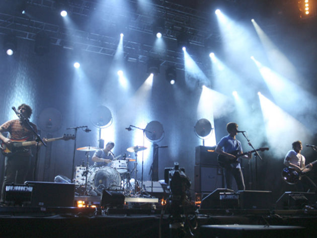 July 2007: Benicassim