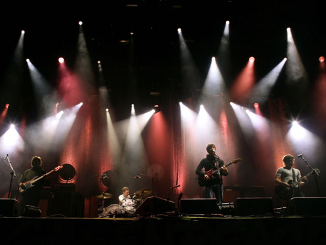 June 2007: Glastonbury