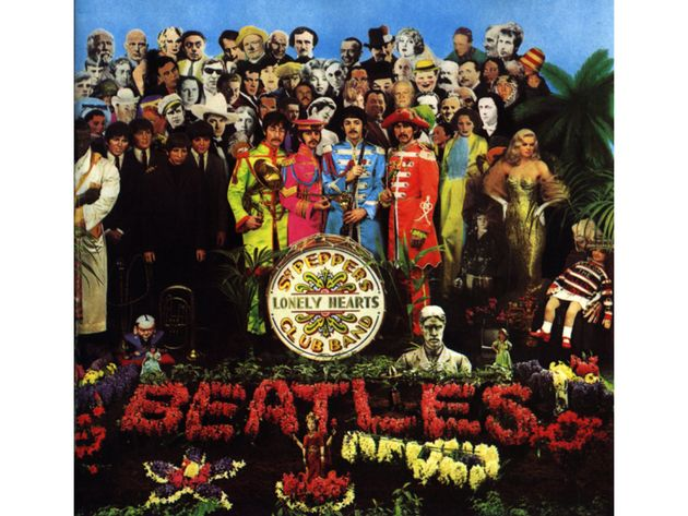 (Bonus pick) Sgt. Pepper's Lonely Hearts Club Band