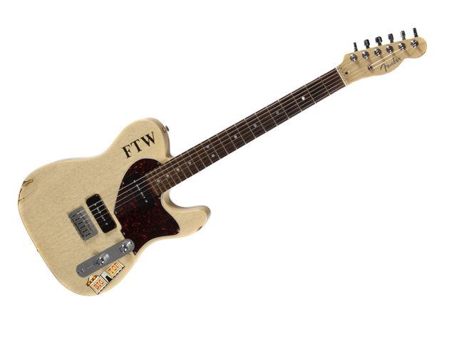 John Doe 1994 Fender Telecaster