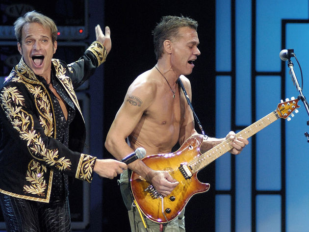 Van Halen - Jump (live)