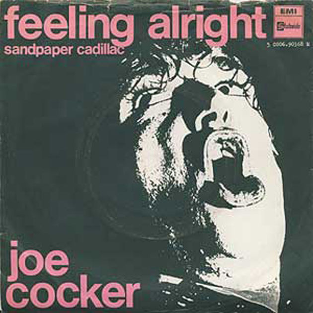 Joe Cocker - Feelin' Alright (1969)