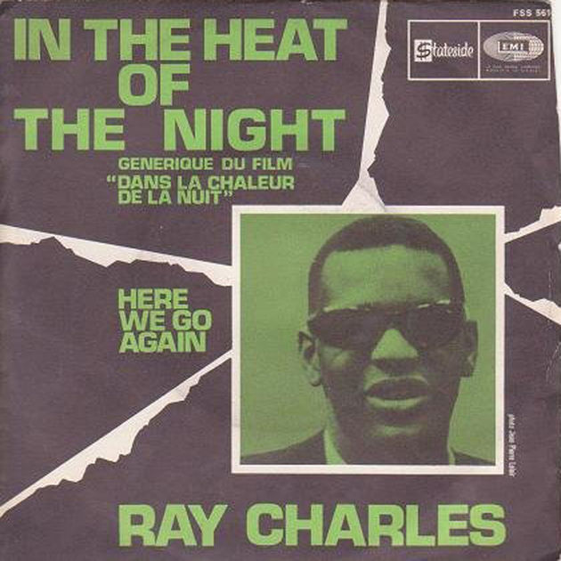 Ray Charles - In The Heat Of The Night (1967)