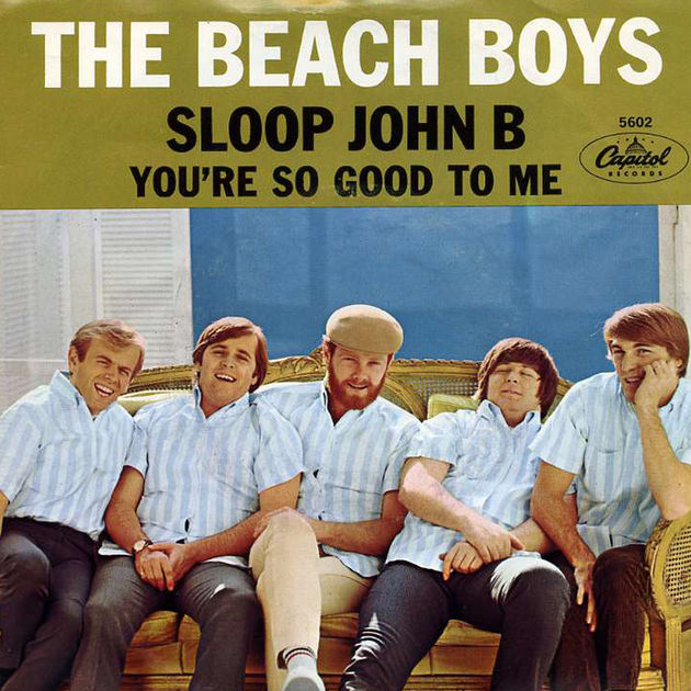 The Beach Boys - Sloop John B (1966)
