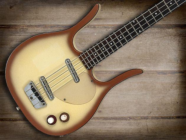 Danelectro Longhorn Bass