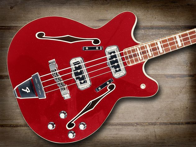 Fender Coronado II Bass