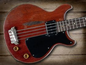 Cool and classic basses: Gibson EB-0