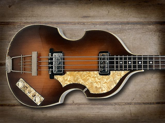 Hofner 500/1 Violin Bass