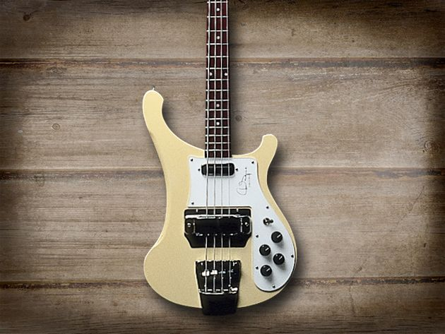 The bass that likes to say 'Yes'