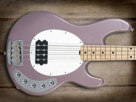Cool and classic basses: Ernie Ball Music Man Piezo StingRay Bass