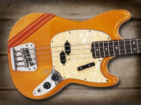 Cool and classic basses: Fender Mustang Bass