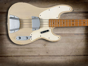 Cool and classic basses: Fender Telecaster Bass Series 1