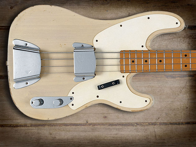 Fender Telecaster Bass Series 1