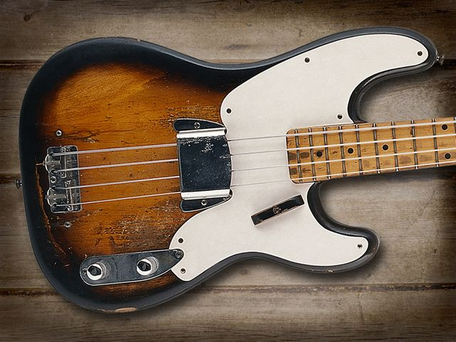 Fender Transition P-Bass