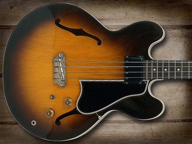 Gibson EB-2 Bass