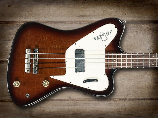 Although this bass was treated to a cool reception at the time, we like it!